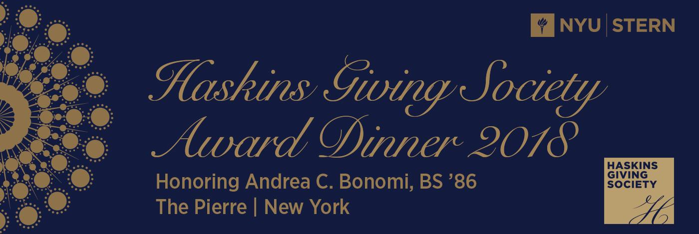 Haskins Giving Society