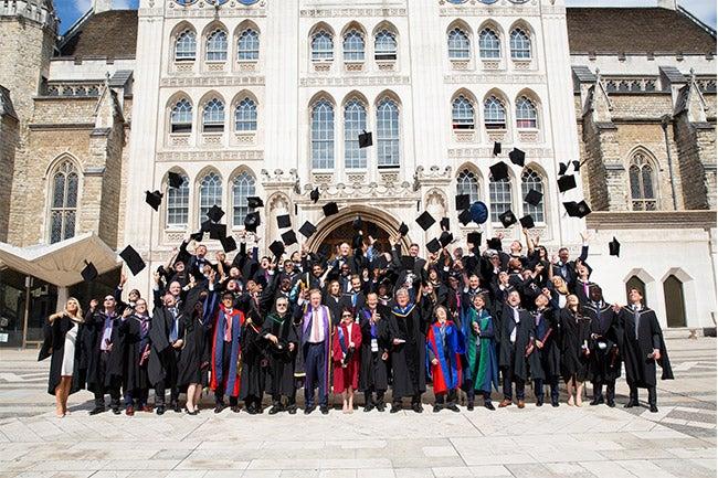 TRIUM Executive MBA Program Class of 2018