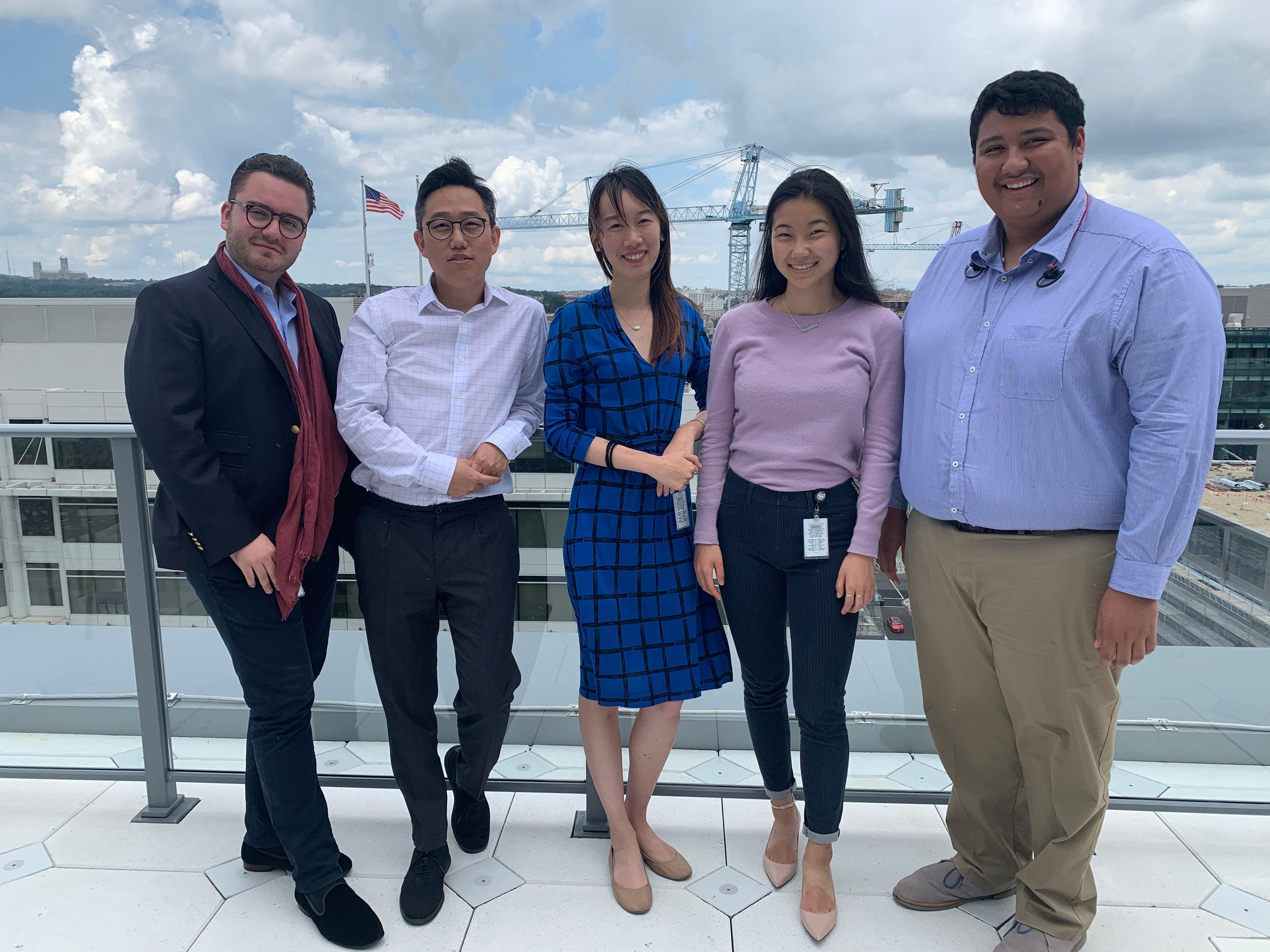 Members of IFC Climate Fellowship Program