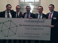 NYU Stern Students Win National Low Carbon Case Competition