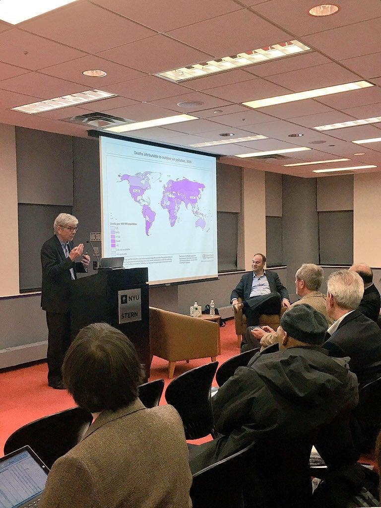 Conversation on Urbanization Matthew Kahn article image