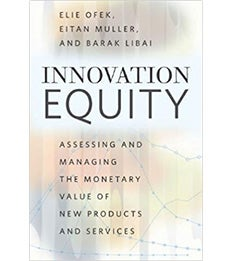 Cover of Innovation Equity