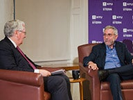 Lord Mervyn King & Paul Krugman
