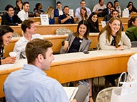 Langone Part-time MBA Students
