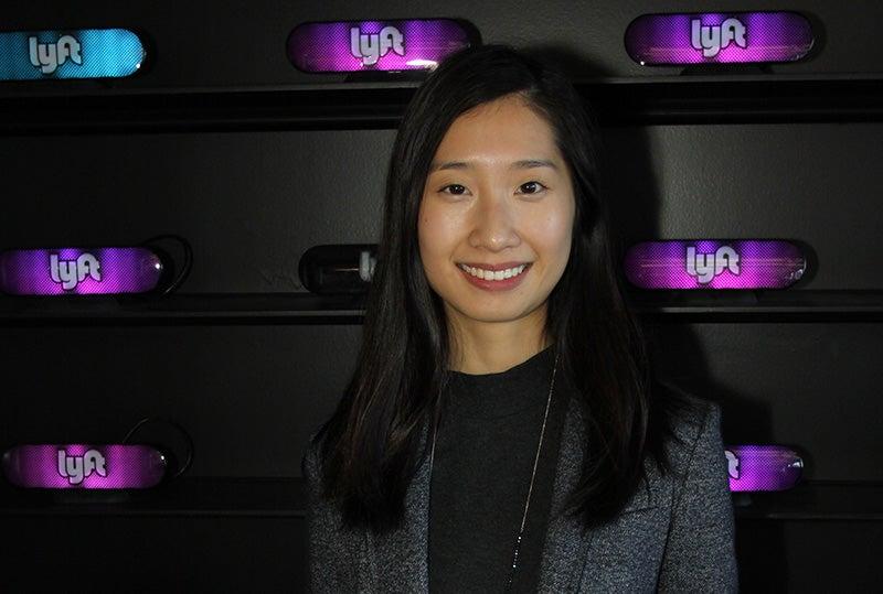Lauren Wu (BS '13)