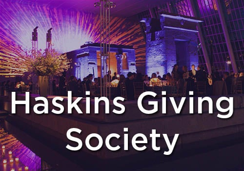Leadership Giving - Haskins