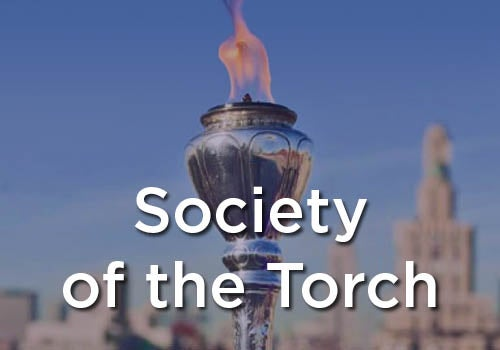 Leadership Giving - Society of the Torch