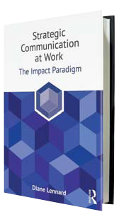 Strategic Communication at Work - Diane Lennard - book cover