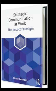Strategic Communication at Work - Diane Lennard - book cover