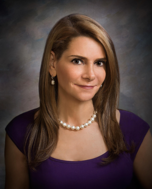 Liz Elting, MBA '92, Haskins Award Dinner Honoree 2019 headshot