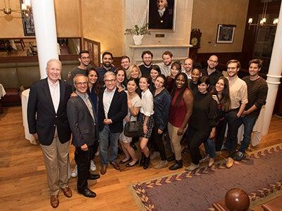 MBA/MFA 10-Year Anniversary Celebration