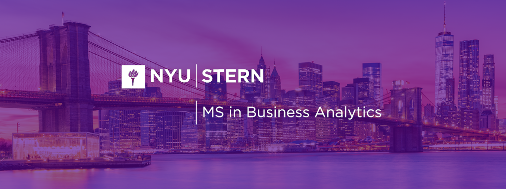 MSBA logo with NYC skyline in the back
