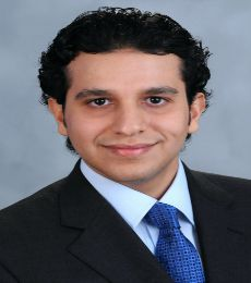 Headshot of Majed Al Ghamdi