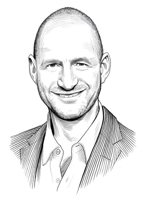 Michael Ronen illustration