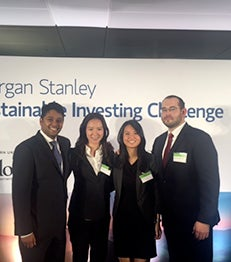 Morgan Stanley Investing Challenge 2015