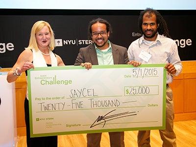 SayCel Founders