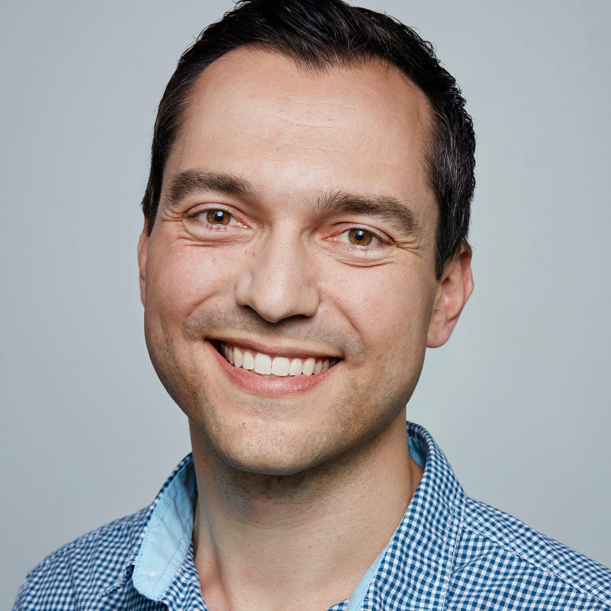 Nathan Blecharczyk headshot