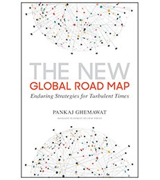 Cover of The New Global Road Map