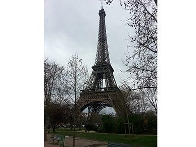 Melissa Yee_Blog 3_Eiffel Tower
