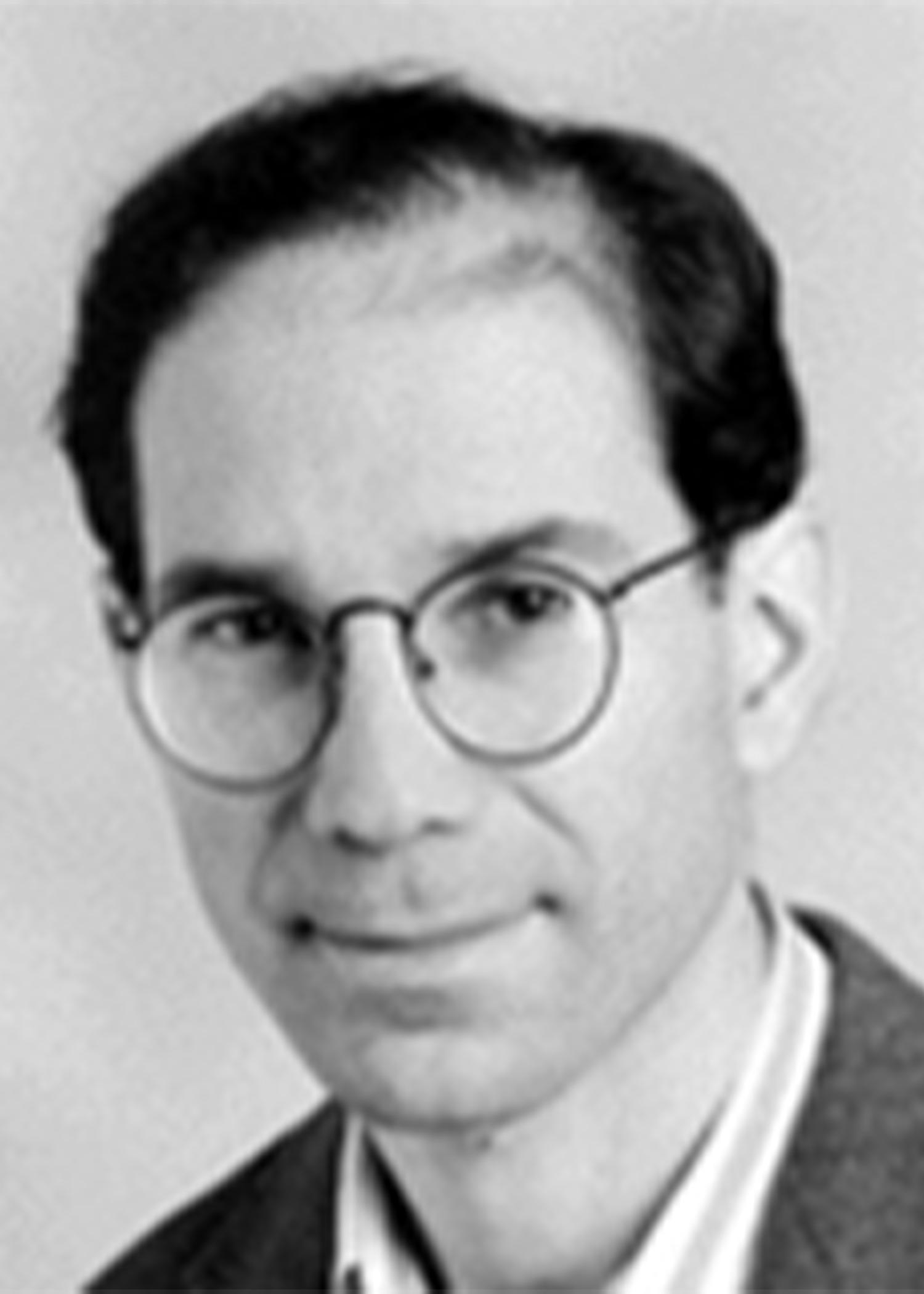 Paul Zarowin Headshot