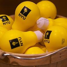 NYU Stressbuster Swag