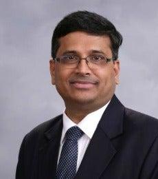 Headshot of Mahadevan Radhakanthan