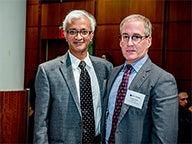 Raghu Sundaram and Stewart Satter