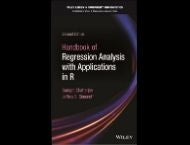 Regression Handbook Cover