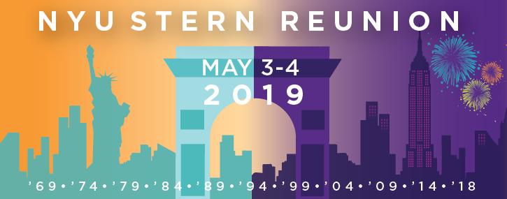 NYU Stern Reunion 2019
