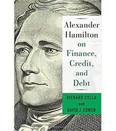 Cover of Alexander Hamilton on Finance, Credit, and Debt