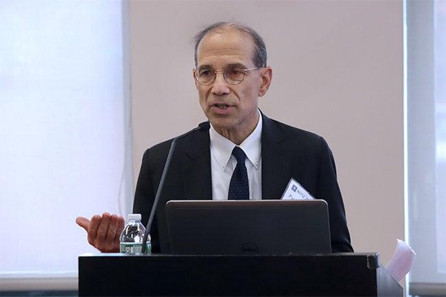 Professor Paul Zarowin