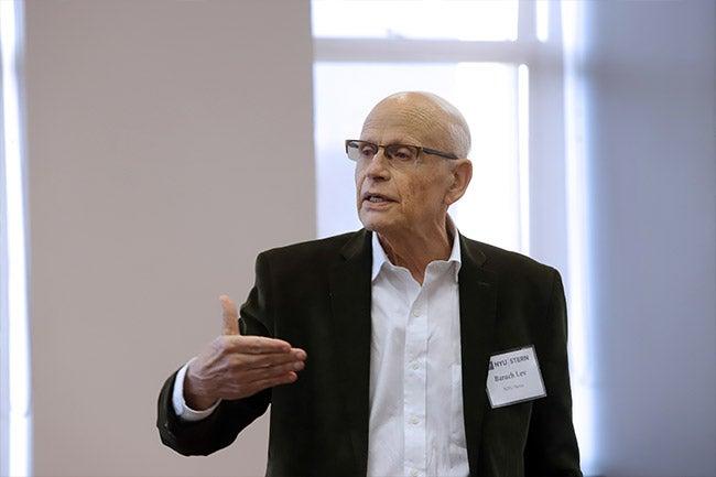 Professor Baruch Lev