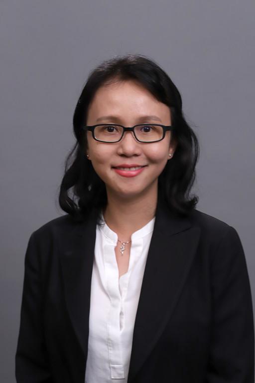 A portrait of Li-Yun Sim