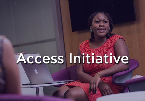Scholarships - Access Initiative