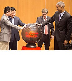 Shanghai Pudong Forum article