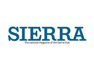 Sierra Magazine logo