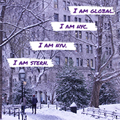 I Am Stern Winter Instagram 2016