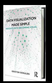 Data Visualization Made Simple - Kristen Sosulski - book cover