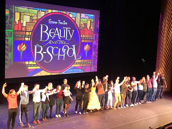 Beauty and the B-School 2019