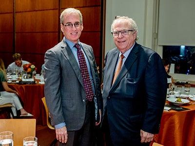 Stewart Satter and William R. Berkley