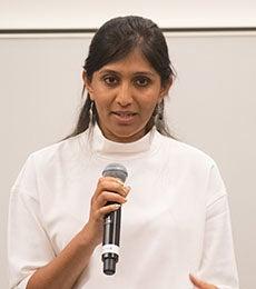 Suma Swaminathan, MBA '15