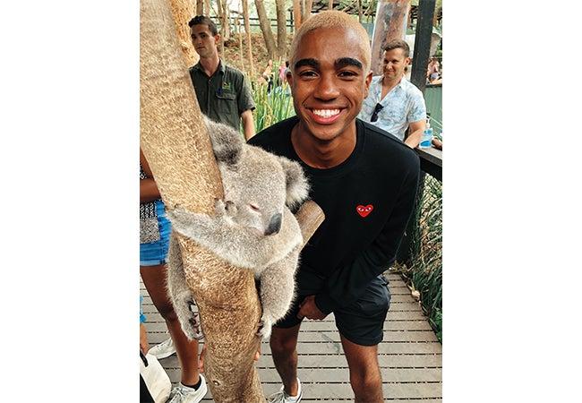 Dimitri in Sydney 3