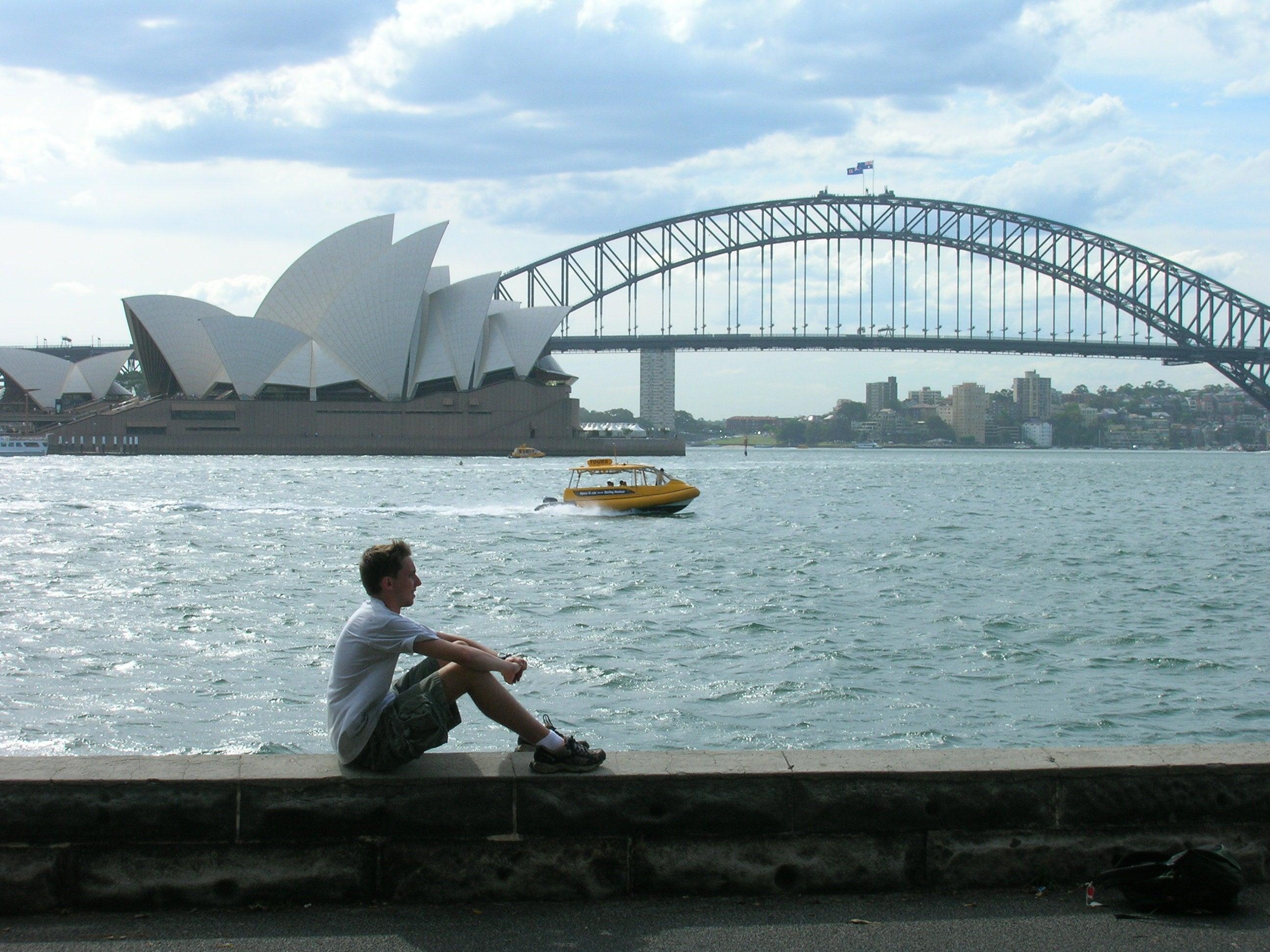 Sydney IBEX photo