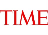 TIME Magazine Logo 190x145