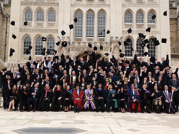 TRIUM Graduation 2014