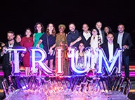 A group of TRIUM alumni