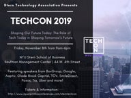 Poster for Tech Con 2019