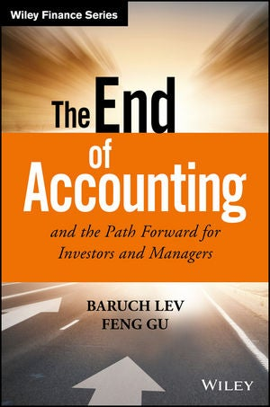 The End of Accounting and the Path Forward