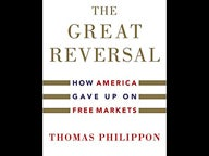"Book cover of ""The Great Reversal"""