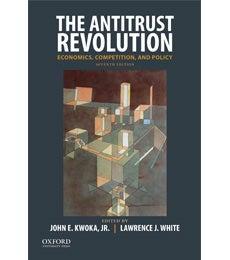 Cover of The Antitrust Revolution, Seventh Edition